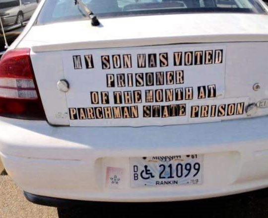 funny-car-sign-son-prisoner-proud