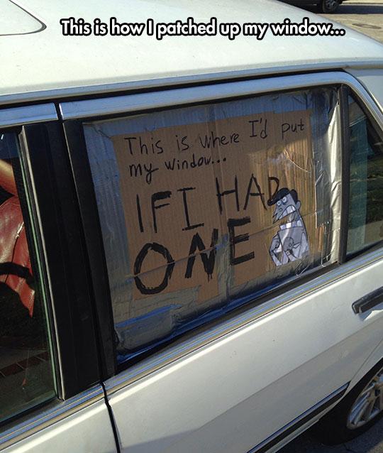 Classy Windows Fix