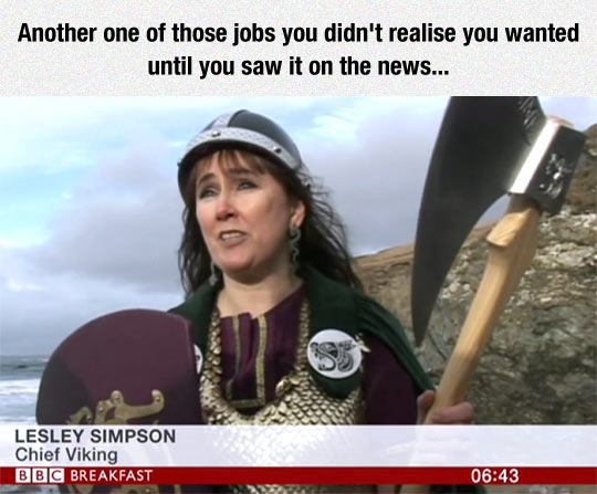 funny-chief-viking-woman-news-job