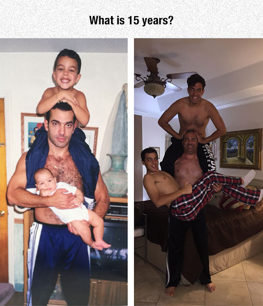 Holy Genetics!