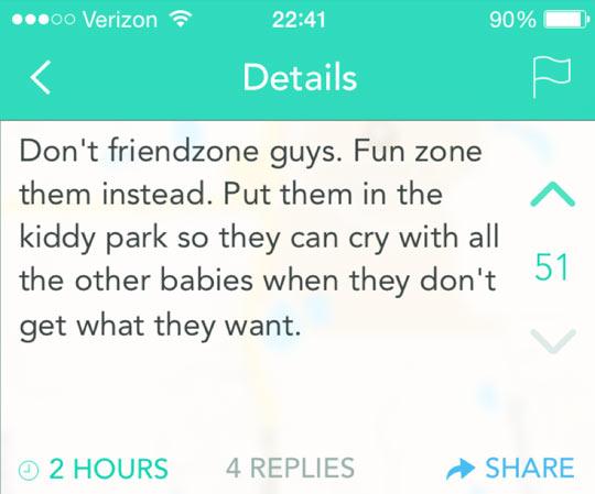 funny-friend-zone-idea-guys-park