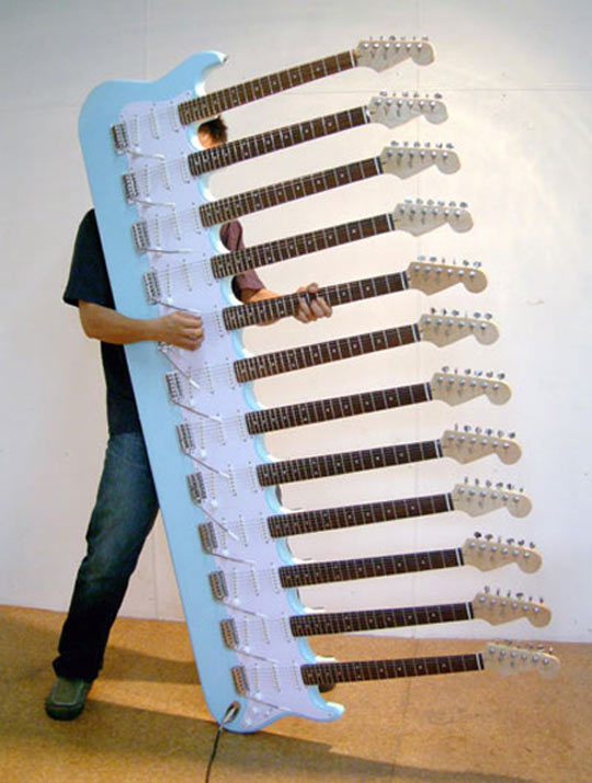 The Impossible Guitar