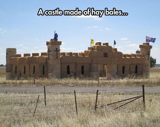 funny-hay-castle-bales