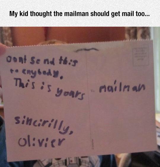 No Stamp: Return To Sender