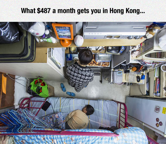 funny-little-small-home-Hong-Kong