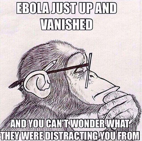 Nobody Cares What Happened To Ebola?