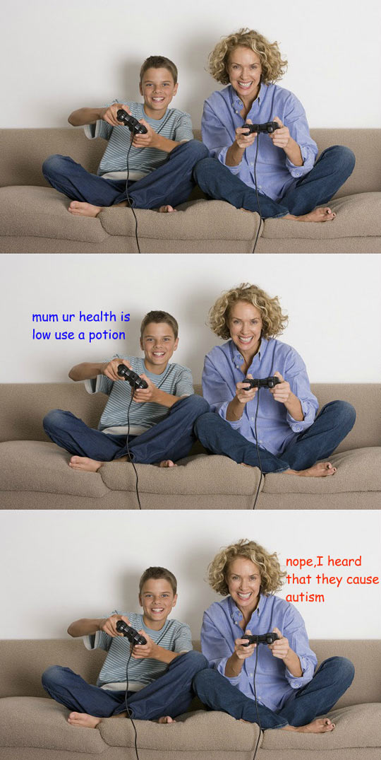 Mother Used Homeopathic Medicine
