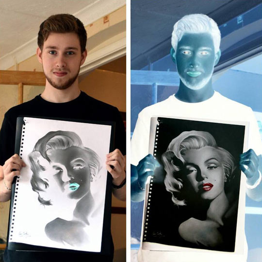 funny-negative-drawing-Marilyn-Monroe