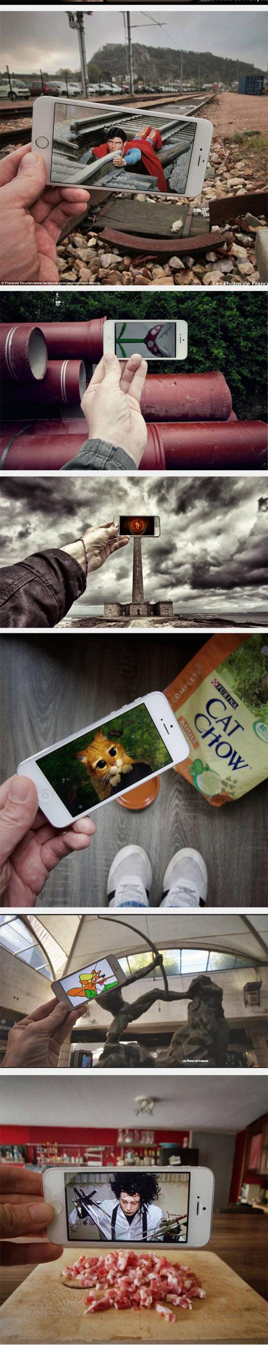 funny-phone-image-Thor-Lion-King-reality-Superman