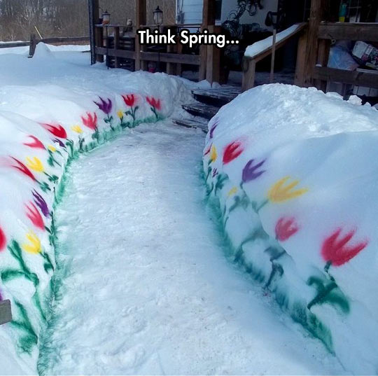 funny-snow-cold-flower-drawing