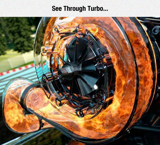 The Awesome Turbo Propulsion