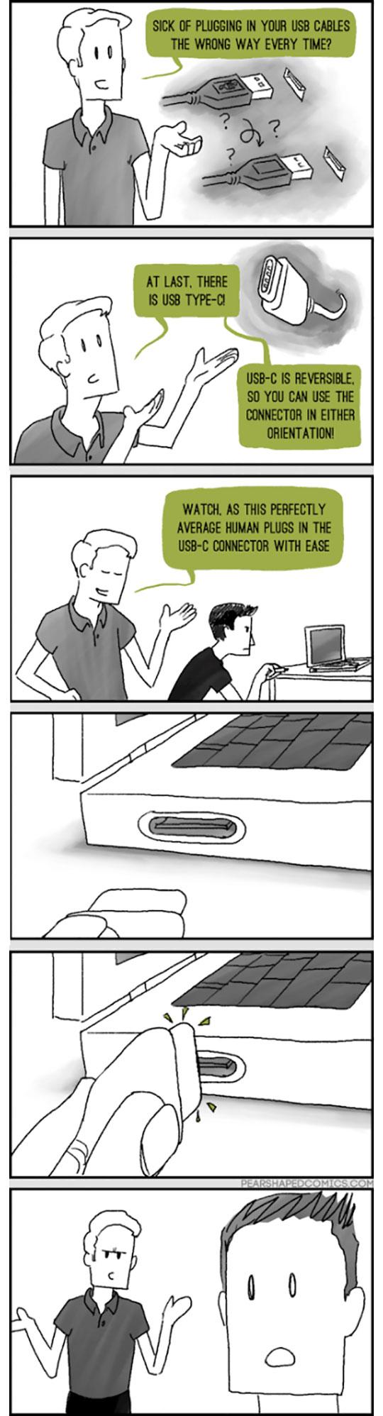 funny-webcomic-USB-C-Mac-plugging-fail