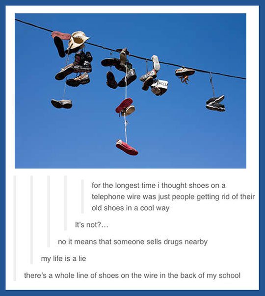 funny-wire-shoes-hanging-meaning