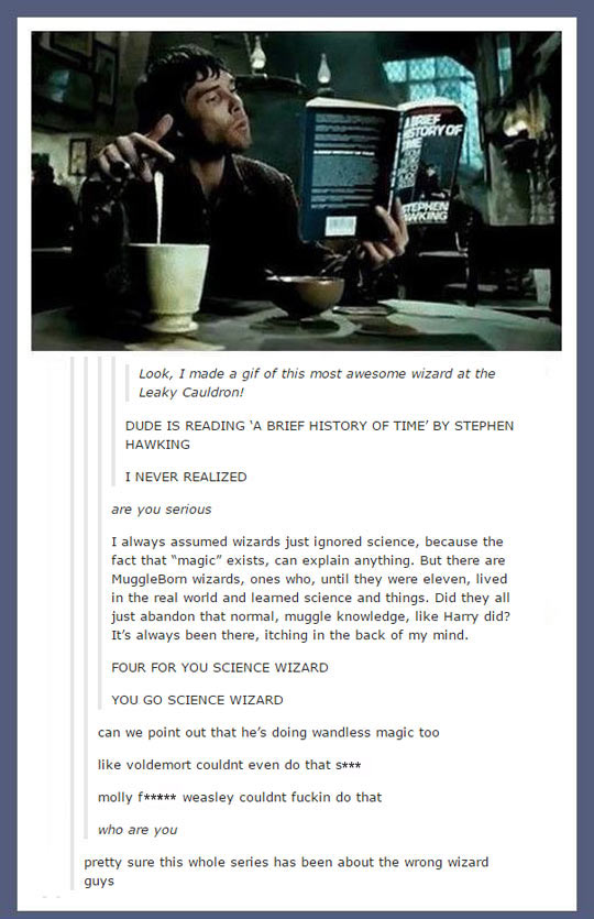 Harry Potter And Magic