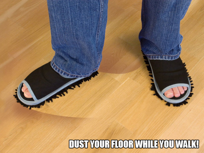 lazy-slippers