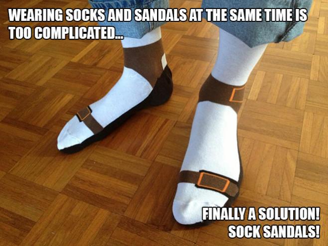 lazy-socks