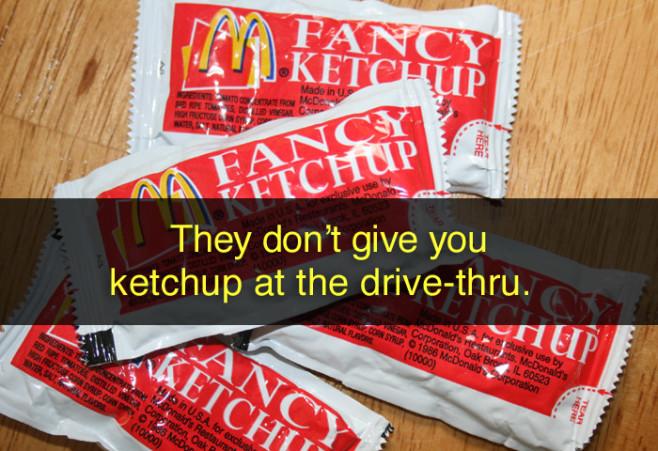 lies-parents-told-kids-dont-give-ketchup-drive-thru