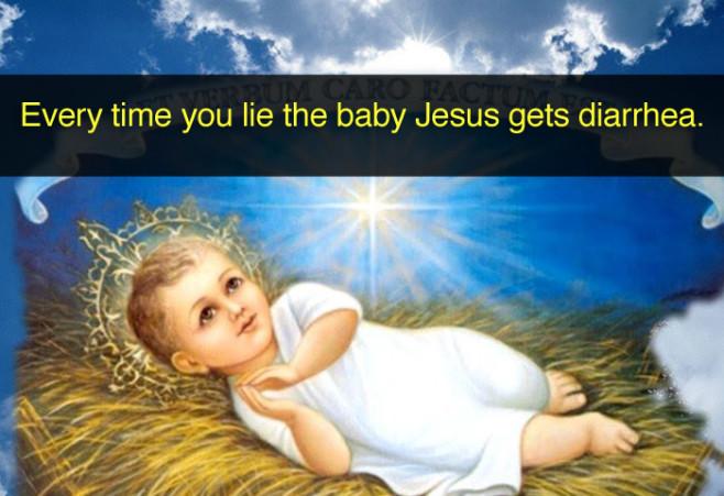 lies-your-parents-told-kids-jesus-diarrhea