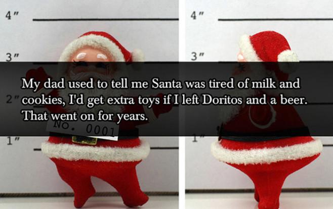 lies-your-parents-told-you-santa-beer-doritos