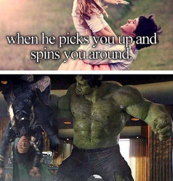 Just Hulk Things