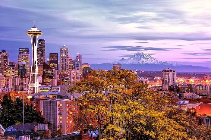 Seattle is Beautiful