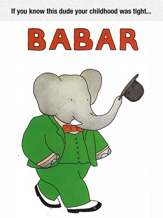 cool-Babar-childhood-cartoon-elephant