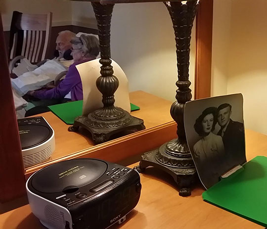 What 70 Years Of Marriage Looks Like