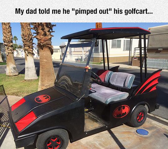 funny-Batman-golf-cart-design