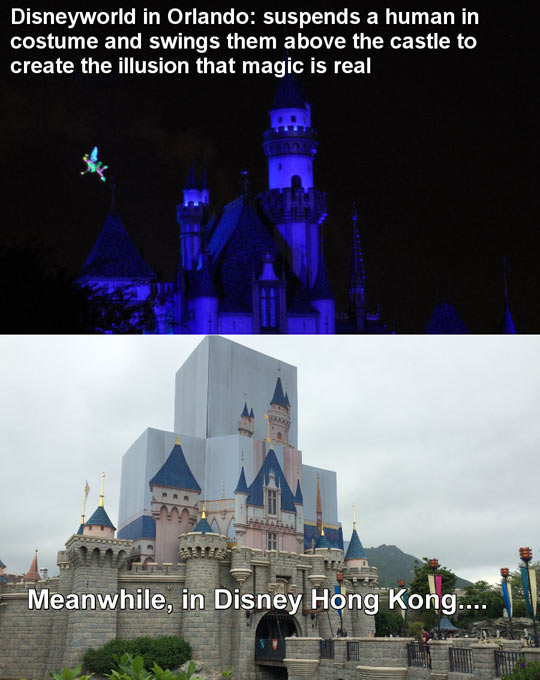 Chinese Knock-Offs, Disneyworld Edition
