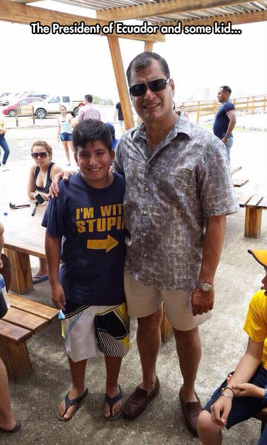 funny-Correa-Ecuador-kid-shirt