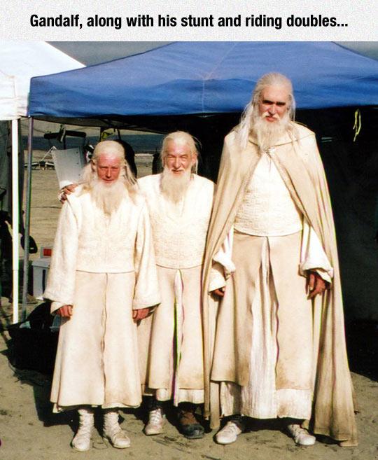 Three Kinds Of Gandalf