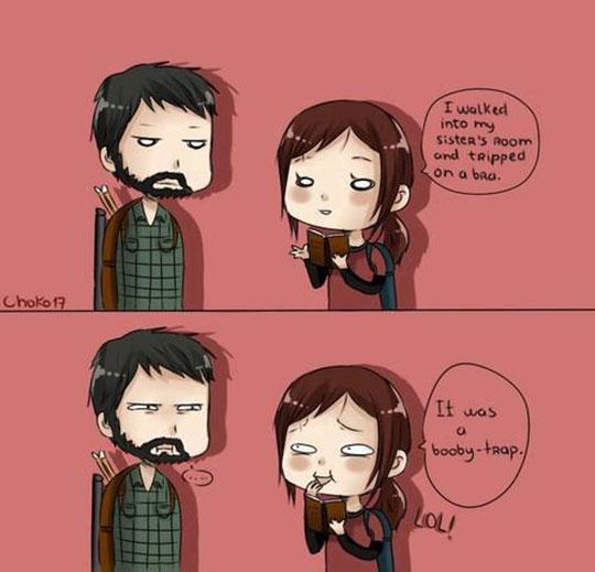 funny-Last-Of-Us-Ellie-joke