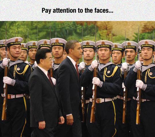 Obama Vs. Chinese Military