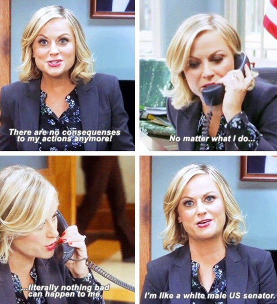 funny-Parks-and-Rec-Amy-talking-phone