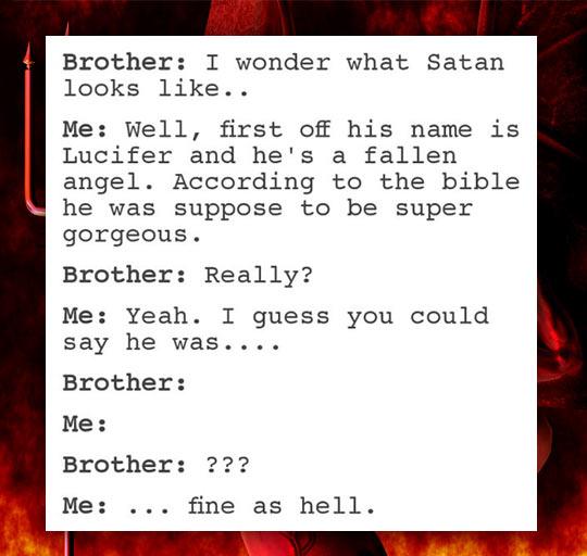 Demonic Pun