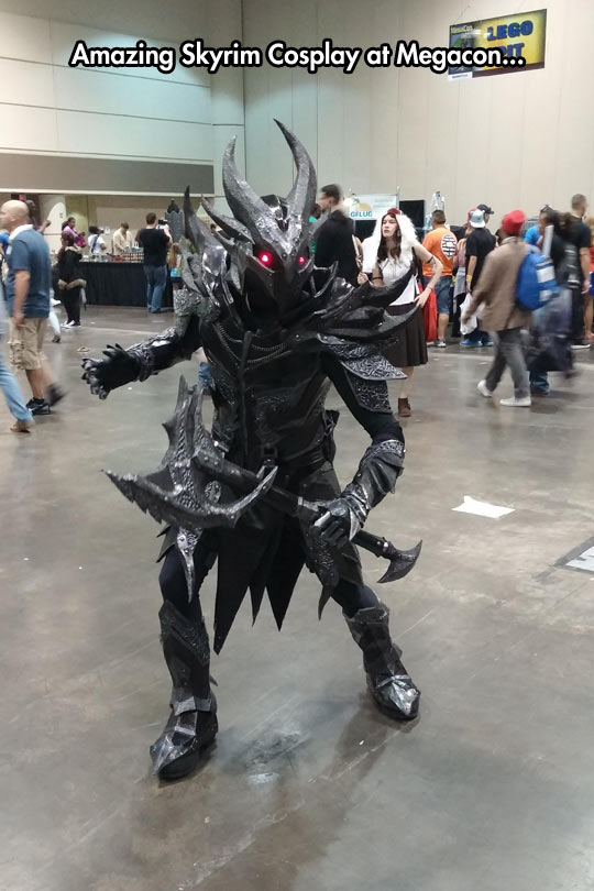 Detailed Cosplay