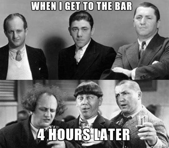 funny-Three-Stooges-bar-drinking
