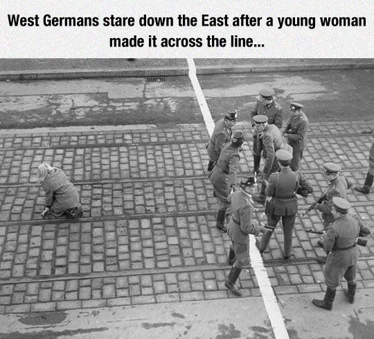 funny-West-German-East-woman-cross-soldier