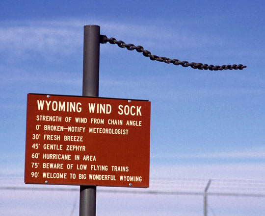 funny-Wyoming-wind-sock-sign-chain