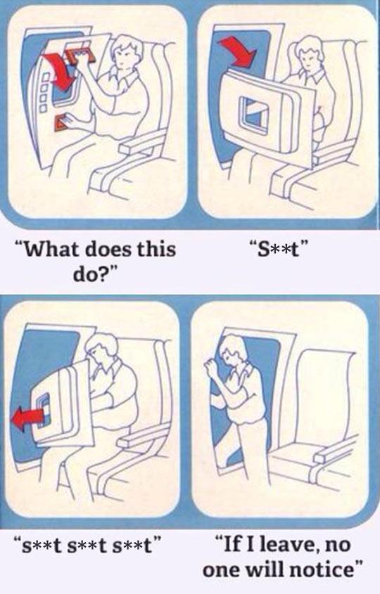 funny-airplane-exit-instruction-door
