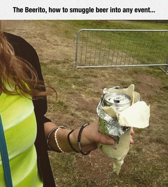Meet The Beerito