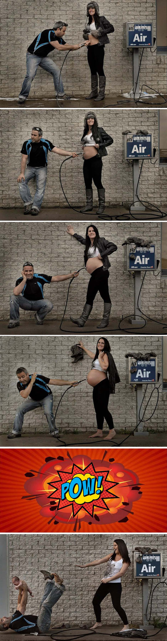 funny-couple-gas-station-pregnant