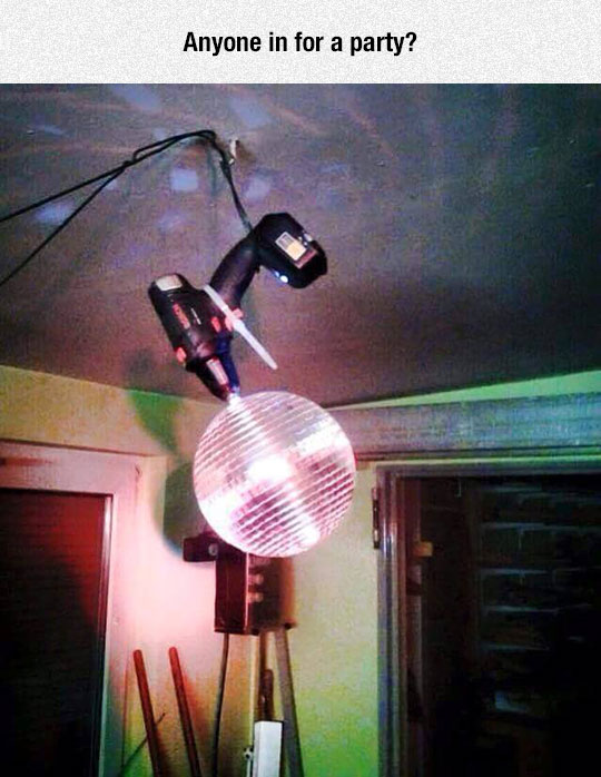 funny-disco-ball-drill-engineer