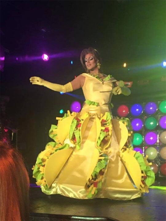 Drag Queen: Taco Belle