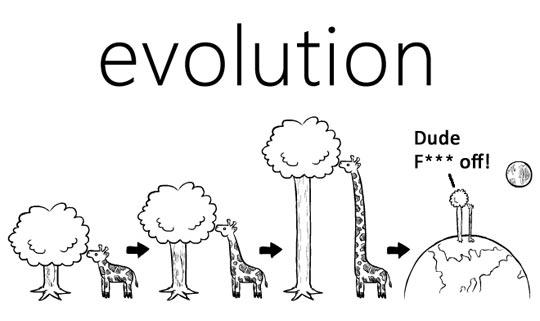 funny-evolution-tree-giraffe-earth