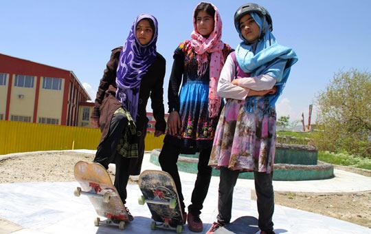 Radical Female Muslims