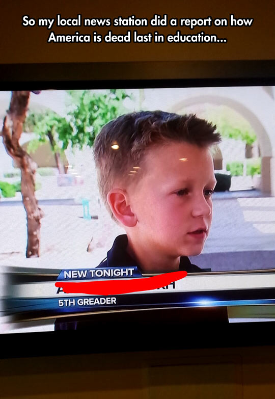 Local News Station Fails