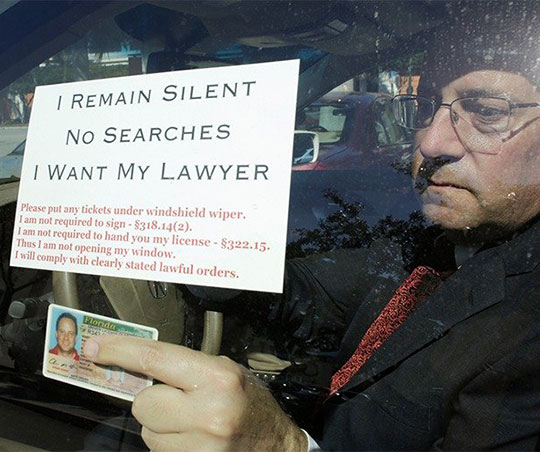 funny-lawyer-sign-car-license-police