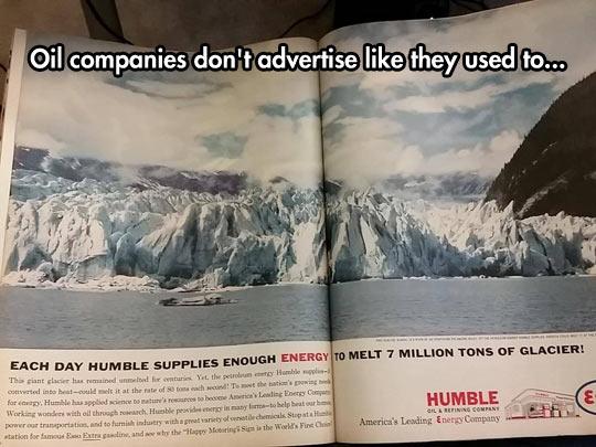 funny-magazine-ad-Humble-melt-glacier