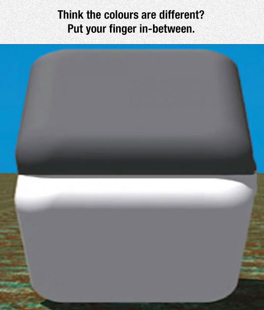 Just Put Your Finger